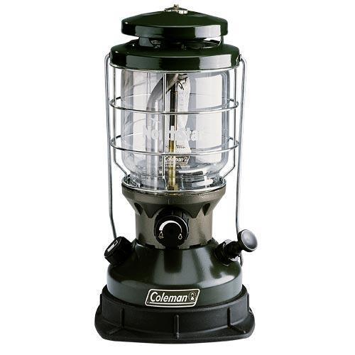 Лампа бензиновая Coleman Northstar, Цвет: Чёрно-зелёный, Упаковка: Розничная, (2000-750e)