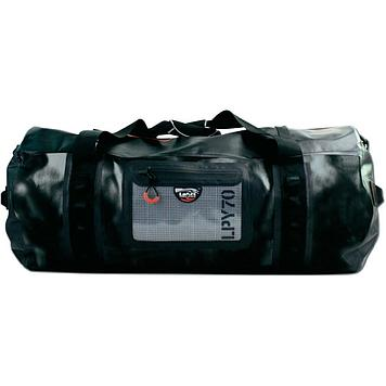 Сумка водонепроницаемая LaPlaya Dry Bag Cylinder, 70 л, Цвет: Чёрный, (800501)