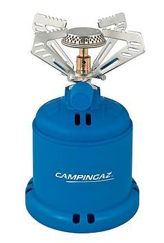 Плитка газовая вертикальная Campingaz Camping 206 S, Мощность: 1250 Вт, Регулировка мощности: Нет, Расход: 90