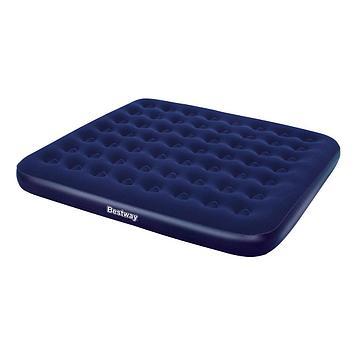 Матраc надувной Bestway 67004, Форм-фактор: Прямоугольный, Мест: 2, Материал: Поливинилхлорид, Цвет: Синий