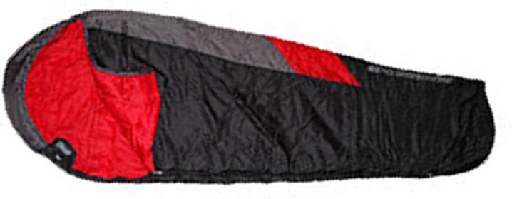 Спальный мешок кемпинговый Coleman Bambusa 18, Форм-фактор: Кокон, Мест: 1, t°(комфорта): +3°С--2°С, t°(Экстри