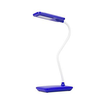 Лампа настольная светодиодная (LED) Deluxe DLTL-102BL-6W, Регулировка яркости: 3 степени яркости, Цветовая тем