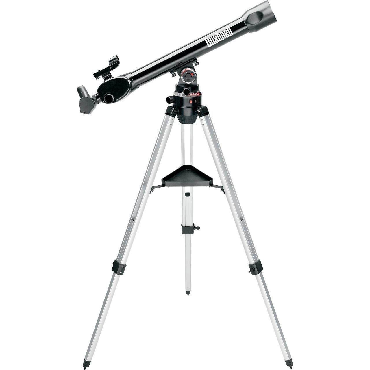 Телескоп рефракторный Bushnell Voyager with Sky Tour, Фокусное растояние: 700 мм, Диаметр объектива: 60 мм, Ув