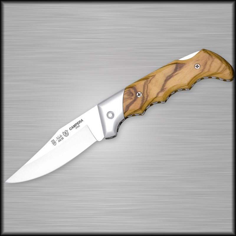 Нож складной Miguel Nieto Campera 071, Общая длина: 180 мм, Длина клинка: 80 мм, Материал клинка: Сталь AN-58,