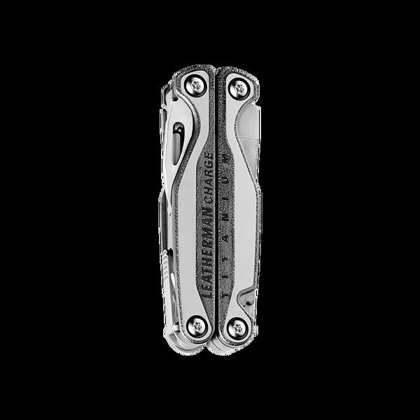 Мультитул карманный Leatherman Charge + TTi, Функционал: Для повседневного ношения, Кол-во функций: 19 в 1, Цв