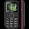 Телефон сотовый бабушкофон Texet TM-B220, Кол-во слотов SIM: 2, Цвет: Чёрно-красный, фото 3
