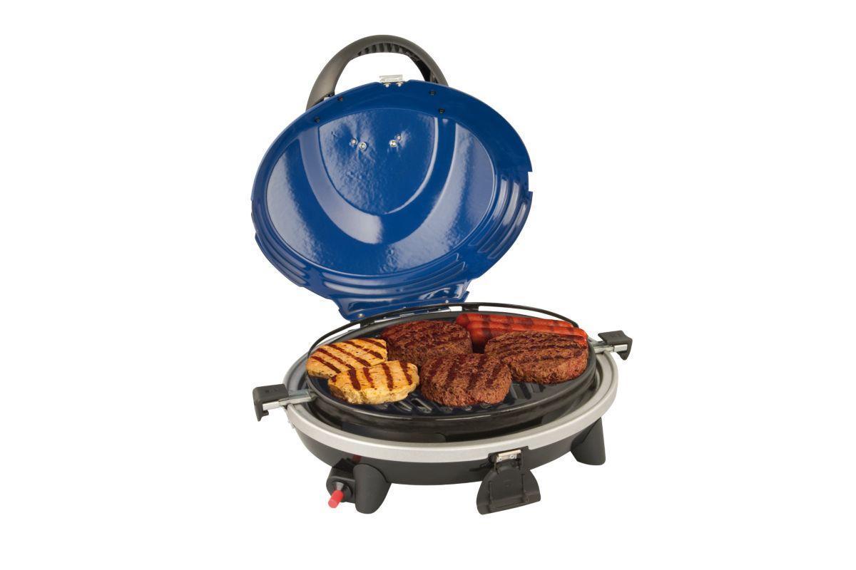 Плитка газовая горизонтальная Campingaz 3 in 1 Grill, Жарочная поверхность: 645 см², Мощность: 1500 Вт, Регули