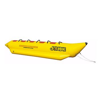 Буксируемый водный аттракцион банан Jobe Aqua Rider 5P, Кол-во мест: 5, 5 мягких ручек, Безопасность на воде: