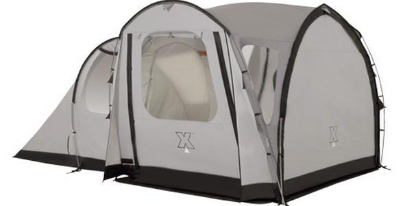 Палатка кемпинговая Coleman Modulus X4, Кол-во человек: 4, Входов/комнат: 2/2, Тамбуров: 1, Внутренняя палатка