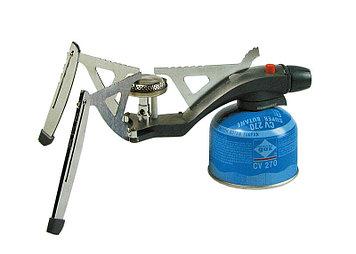Плитка газовая вертикальная Campingaz Scorpio 270 PZ, Мощность: 2900 Вт, Регулировка мощности: Плавная, Расход