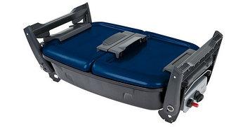 Грильница (BBQ) газовая настольная Campingaz Fargo Twin Pack, Жарочная поверхность: 1500 см², Мощность: 4,5 кВ
