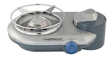 Плитка газовая горизонтальная Campingaz Bistro 300 Stopgaz, Мощность: 2600 Вт, Регулировка мощности: Плавная,