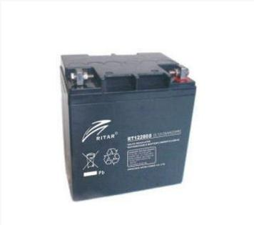 Батарея необслуживаемая (аккумулятор) Ritar RT12280S (12V 28 Ah), Емкость аккумулятора: 28 Ah, Разъемы: F7/F11