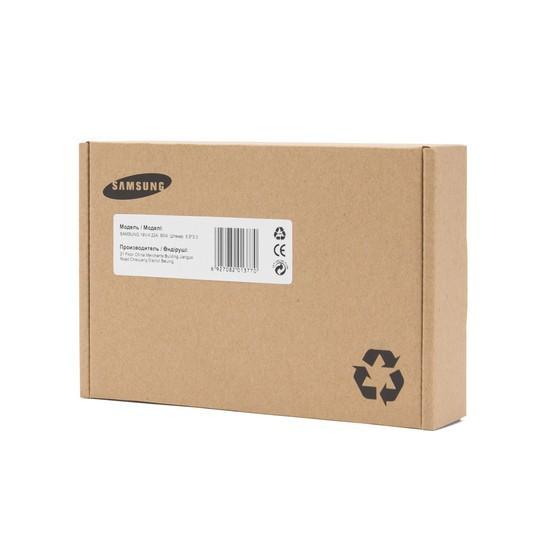 Блок питания для ноутбука Samsung 19В\2,1А (40W), Разъем выходной: 5,5x3,0 мм, Разъем входной: C8, Питание: 23