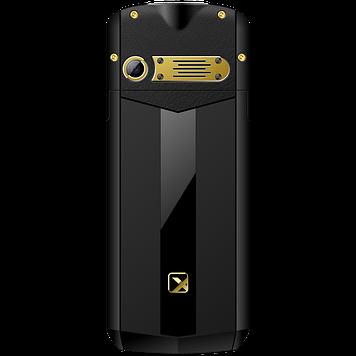 Телефон сотовый кнопочный Texet TM-520R, Класс защиты IPX: IP67, Кол-во слотов SIM: 2, Цвет: Чёрный