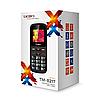 Телефон сотовый бабушкофон Texet TM-B217, Кол-во слотов SIM: 2, Цвет: Чёрно-красный, фото 2