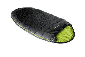 Спальный мешок кемпинговый High Peak OVO 200, Форм-фактор: Кокон, Мест: 1, t°(комфорта): +8°С-0°С, t°(Экстрим)