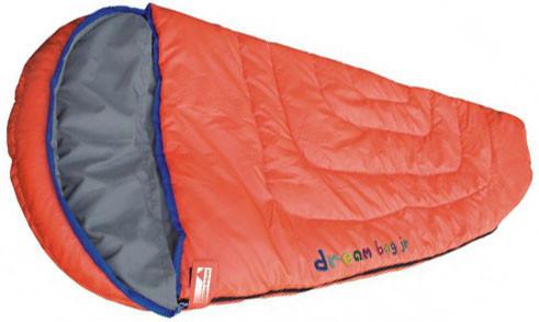 Спальный мешок трекинговый, кемпинговый High Peak DREAM BAG JR, Форм-фактор: Кокон, Мест: 1,t°(комфорта): +14°
