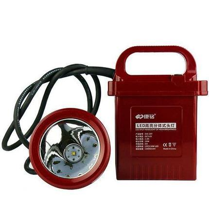 Фонарь ручной/налобный с мощным аккумулятором KMS KM-202/203/206 (KM-206), фото 2