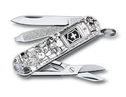 Нож складной карманный Victorinox Petty Young, Функционал: Туризм, Кол-во функций: 7 в 1, Цвет: Разноцветный,