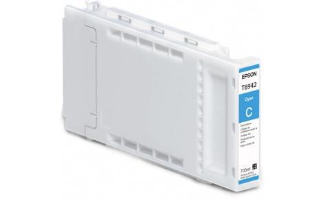 Картридж Epson C13T692200 (№T6922), Объем: 110 мл, Цвет: Голубой, Совместимость: SureColor SC-T3000, SC-T3200,