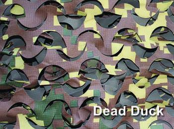 Маскировочная сеть GreenTech SPECIAL Dead Duck, Цвет: Осень, Размер: 3х2,4 м, (DK03)