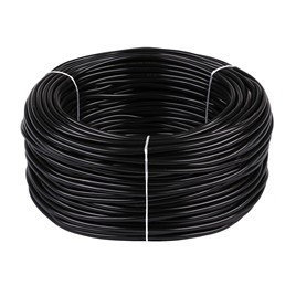 Провод влагонепроницаемый 4 кв.мм, Цвет: Чёрный