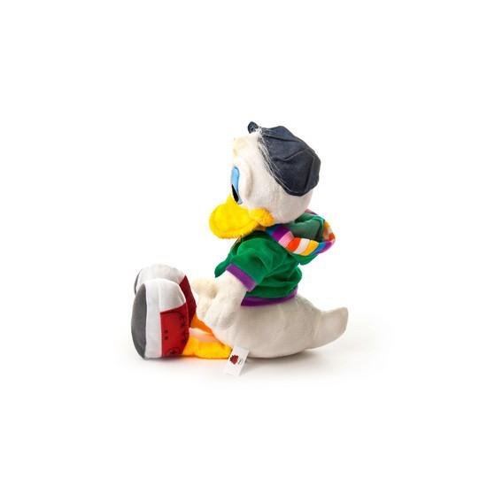 Мягкая игрушка DreamMakers Disney Дональд Дак, Воспроизведение звуков: Да, (DDD01/М)