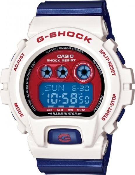 Часы электронные наручные мужские Casio G-SHOCK GD-X6900CS-7DR , Механизм: Кварц, Браслет: Ремешок из полимерн