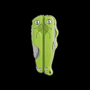 Мультитул детский Leatherman LEAP, Кол-во функций: 13 в 1, Цвет: Зелёный, (LEAP)