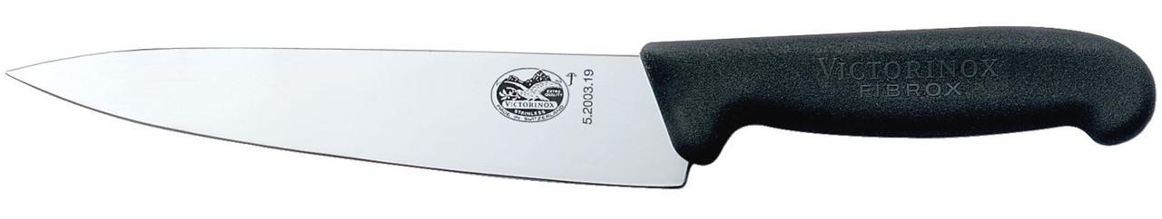 Нож разделочный Victorinox Carving Knife, Длина клинка: 190 мм, Материал клинка: Нержавеющая сталь, Материал р