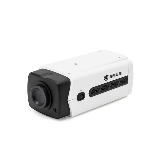 Камера IP классическая Eagle EGL-NCL530, Разрешение: 2 Mpi dpi, Тип объектива: сменный C/CS, Цвет: Белый