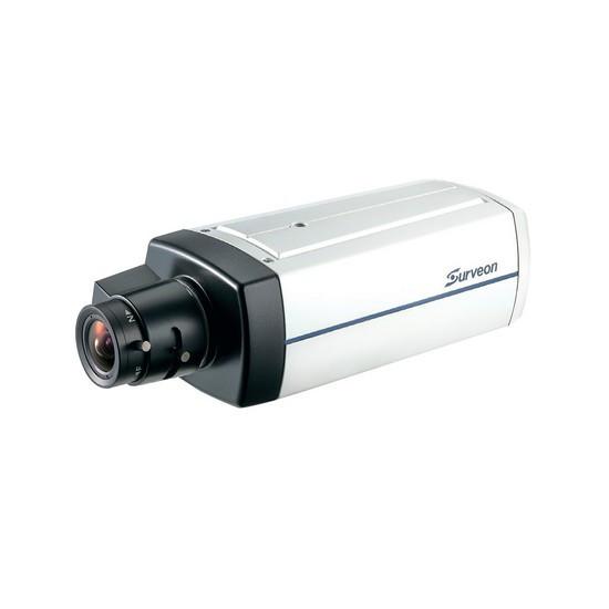 Камера IP классическая Surveon CAM2511, Разрешение: 5 Мpi dpi, Тип объектива: Сменный C/CS, Режим День\Ночь, Д