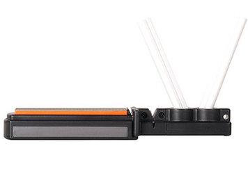 Точило для ножей Smith`s Sharpener 3in1 Sharpening System (CCD4), Цвет: Оранжево-чёрный, Упаковка: Розничная,