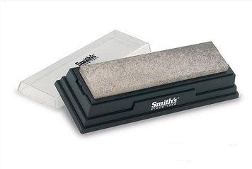 """Точило для ножей и других инструментов Smith`s Sharpener 6"""" Medium Arkansas Bench Stone, Цвет: Серый, Упаковка"""