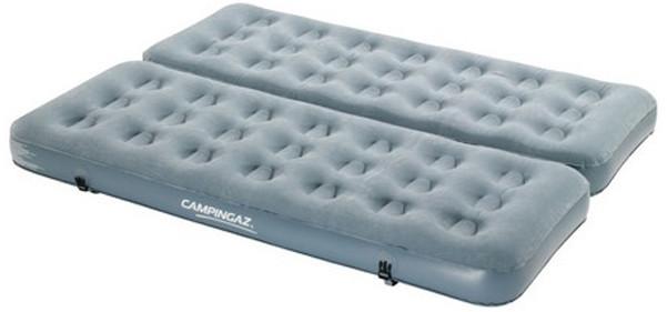 Матраc надувной Campingaz Convertible Quickbed Airbed, Форм-фактор: Прямоугольный, Мест: 2, Материал: Поливини