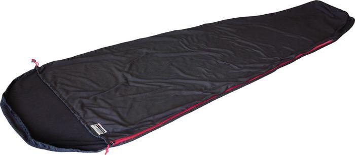 Спальный мешок вкладыш для спального мешка High Peak Mummy-Nanuk, Форм-фактор: Кокон, Мест: 1, t°(комфорта): +