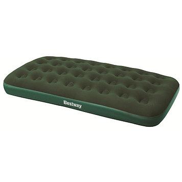 Матраc надувной Bestway 67553, Форм-фактор: Прямоугольный, Мест: 1, Материал: Поливинилхлорид с флокированным