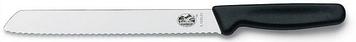 Нож хлебный Victorinox Bread Knife Serrated, Длина клинка: 210 мм, Материал клинка: Нержавеющая сталь, Материа