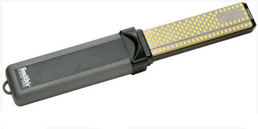 """Точило для ножей и других инструментов Smith`s Sharpener 4"""" Diamond Combination Sharpening, Цвет: Серый, Упако"""
