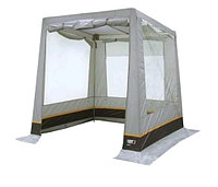 Палатка тент, кухня High Peak Cucina, Входов/комнат: 1/1, Тамбуров: Нет, Внутренняя палатка: Нет, Цвет: Серый,