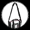 Сумка водонепроницаемая LaPlaya Dry Bag Square, 40 л, Цвет: Чёрно-белый, (800202), фото 2