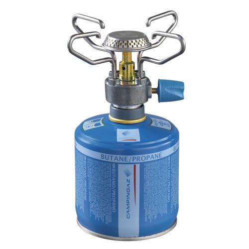 Плитка газовая вертикальная Campingaz Bleuet Micro Plus, Мощность: 1300 Вт, Регулировка мощности: Плавная, Рас