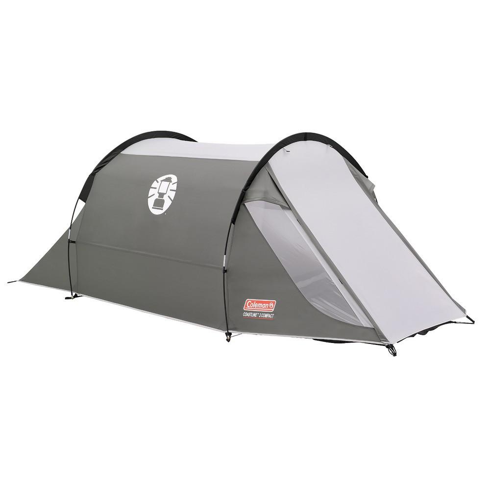 Палатка кемпинговый Coleman Coastline 2 Compact, Кол-во человек: 2, Входов/комнат: 2/2, Тамбуров: 2, Внутрення