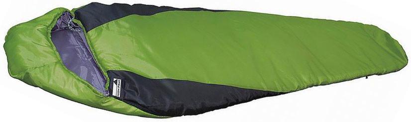 Спальный мешок трекинговый, кемпинговый High Peak Cobra, Форм-фактор: Кокон, Мест: 1, t°(комфорта): +11°С-+3°С