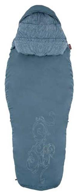 Спальный мешок кемпинговый Coleman Telluride 100, Форм-фактор: Кокон, Мест: 1, t°(комфорта): +9°С-+5°С, t°(Экс