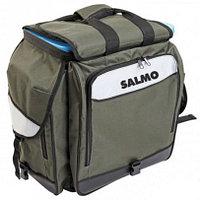 Ящик для рыбалки Salmo H-2061, Пластик, Цвет: Серый, Упаковка: Розничная