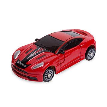 Игрушка трансформер Rastar RS Transformable car S, Трансформации: Робот, автомобиль, Цвет: Красный, (66220RG)