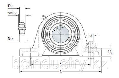 SY 25 TF/VA201    подшипниковый узел  SKF