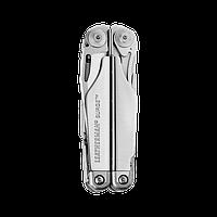 Мультитул карманный Leatherman Surge, Функционал: Для повседневного ношения, Кол-во функций: 21 в 1, Цвет: Сер